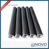 Best Light 3k Glossy Finish Carbon Fiber Roller With Twill Carbon Fiber Cloth wholesale