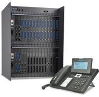China The IP-PBX with Seamless Mobility and Universal Connectivity