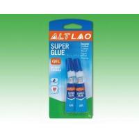 Buy cheap No-drip / No-run 0.07 oz Clear Super Glue Gel For Small Repairs from wholesalers