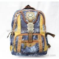 Buy cheap Latest design canvas bag with locks from wholesalers