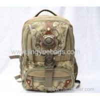 Buy cheap Latest design backpakc canvas from wholesalers
