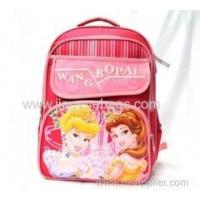 Buy cheap 16 inch princess cartoon book bag from wholesalers