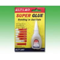 Buy cheap 20ml Cyanoacrylate Instant Super Glue High Performance for plastic from wholesalers
