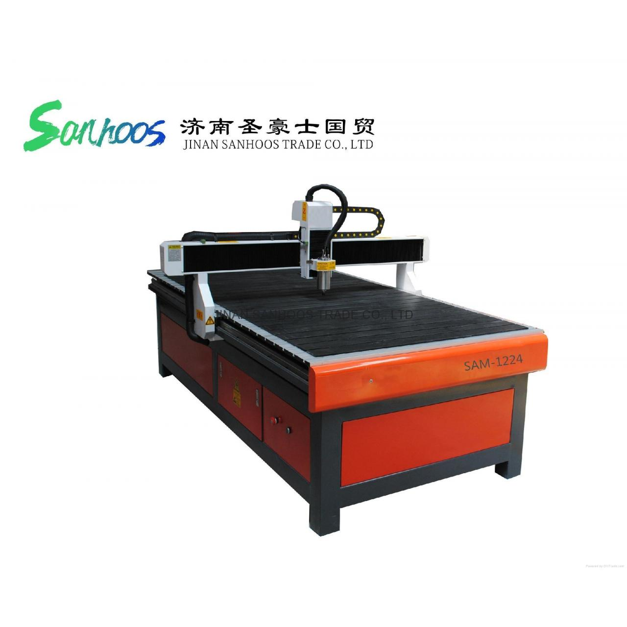 Best Sam Ball Screw CNC Router Machine SAM-1224 wholesale
