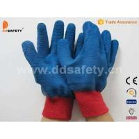 Quality Cotton with blue latex glove-DCL416 wholesale