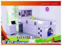 990-81 Multi Function Castle Bed