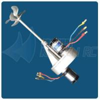 CCRP001 Coaxial to Spin Propulsion System for ROV, AUV, Remote control submarine
