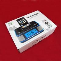 RSM-0321DR Hifi Music System For IPhone/ipod Speaker