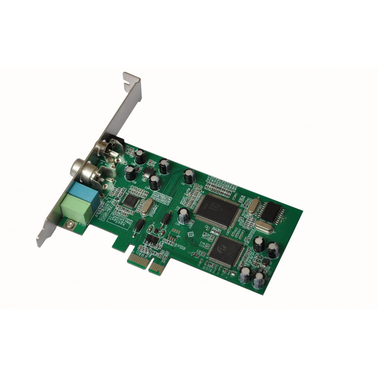 Buy cheap PCI-E FM TV CARD from wholesalers