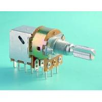 Best SP-RA16T1 Dual Rotary Potentiometer with Push Switch wholesale