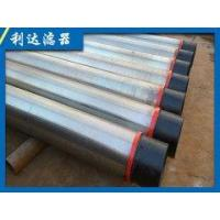 Best China Q235 johnson multilayer-packing screen for fluid pipe wholesale