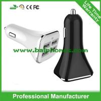 2015 New Product 4 port usb car charger