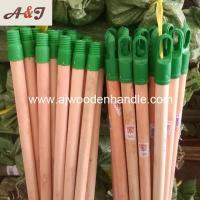 Best Natural wooden stick with plastic italian screw and long cap wholesale
