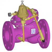 Buy cheap CONTROL VALVE Model 41-03 Pressure Relief, Sustaining, and Back Pressure Valve from wholesalers