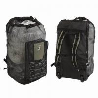 Buy cheap Luggage Rolling Mesh Backpack from wholesalers