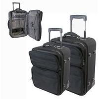 Buy cheap Luggage Bond Street Flight Companion II Black Carry-on from wholesalers