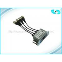 Best CCTV Accessories Twisted Pair Passive Video Balun , NTSC, PAL, and SECAM wholesale