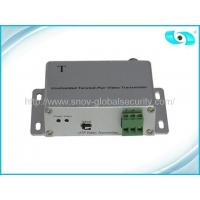 CCTV Accessories Cat5 Active Video Balun for CCTV , Active Video Balun Transmitter