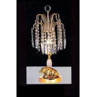 Buy cheap Desk Lamp DG-8807 crystal table lamp from wholesalers