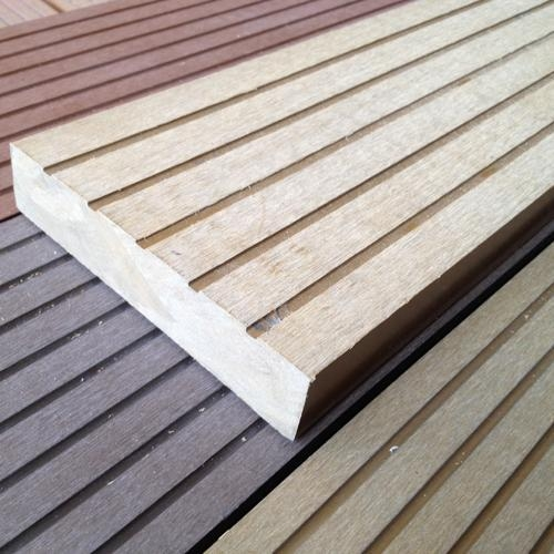 Details of outdoor decking wood plastic composite decking for Plastic composite decking