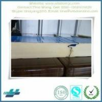 Quality steel sandwich panel roof & wall good quality insulated PU wall panel for prefab building wholesale