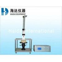 Best Foam Ball Rebound Tester With LCD Touch Screen , ASTM D3574 and ISO 8307 Standard wholesale