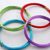 Best ALUMINUM WIRE COLOUR WIRE wholesale