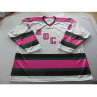 Quality New Products sublimation team gear hockey jerseys custom free shipping wholesale