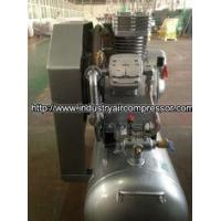 Buy cheap Heavy load low speed air compressor for pneumatic tools and lock 40HP 30KW from wholesalers