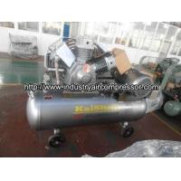 Buy cheap Portable piston air compressor for pneumatic tools / sandblasting with low noise from wholesalers