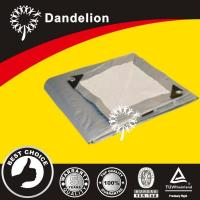 Buy cheap White Grey Poly Tarps from wholesalers
