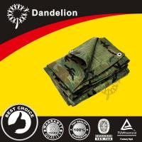Buy cheap Camouflage Poly Tarps from wholesalers