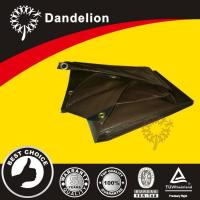 Buy cheap Brown Poly Tarps from wholesalers
