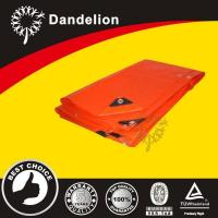 Buy cheap Orange Poly Tarps from wholesalers