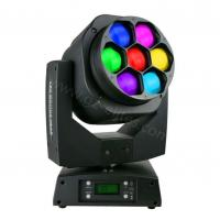Mini Bee Zoom-7*15W OSRAM LED Moving Head