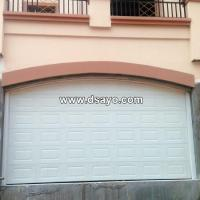 Quality Modern steel sectional automatic garage door #DSO001-1 wholesale
