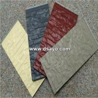 Quality Metal embossed surface composite insulation Panel -Exterior wall insulation board #DSO6001 wholesale