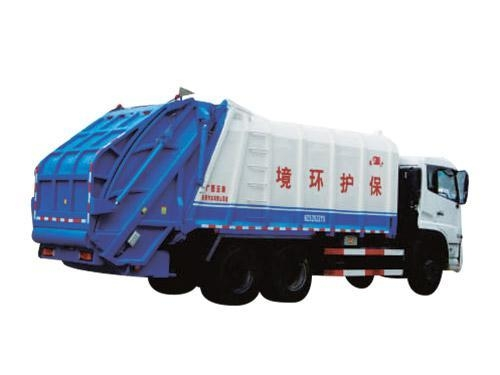 Cheap 5-16 ton Square Box Series Compression Garbage Truck for sale