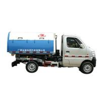 Best Compartment removable garbage truck wholesale