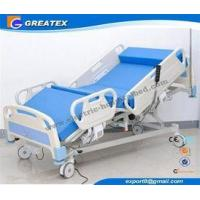 Best Adjustable Five Function Medical electric Bed With ACP nurse controller on foot board wholesale
