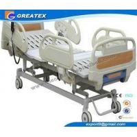 Best Automatic Three Function Folding hospital Semi Fowler Bed for ICU and Patient wholesale