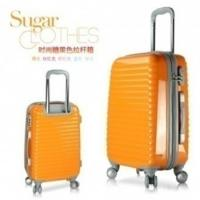 China Newest design Sale Hard Shell ABS+PC Trolley Luggage on sale