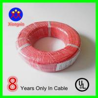 Best UL3135 Silicone Rubber Insulated Wire wholesale