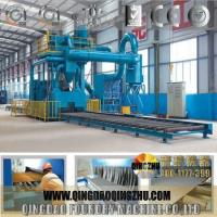Best Steel pretreatment line -shot blasting machine wholesale