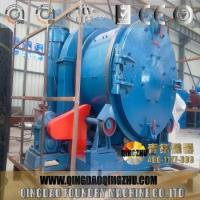 Best Rotating Barrel shot blasting machine wholesale