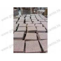 Best cheap red granite paver wholesale