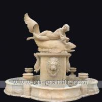 Sandstone Carving Fountain