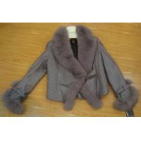 Best ladies sheepskin shearling coat wholesale
