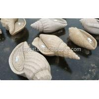 China stone shells carving on sale