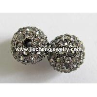 China CP5005 Shiny Crystal Pave Beads on sale